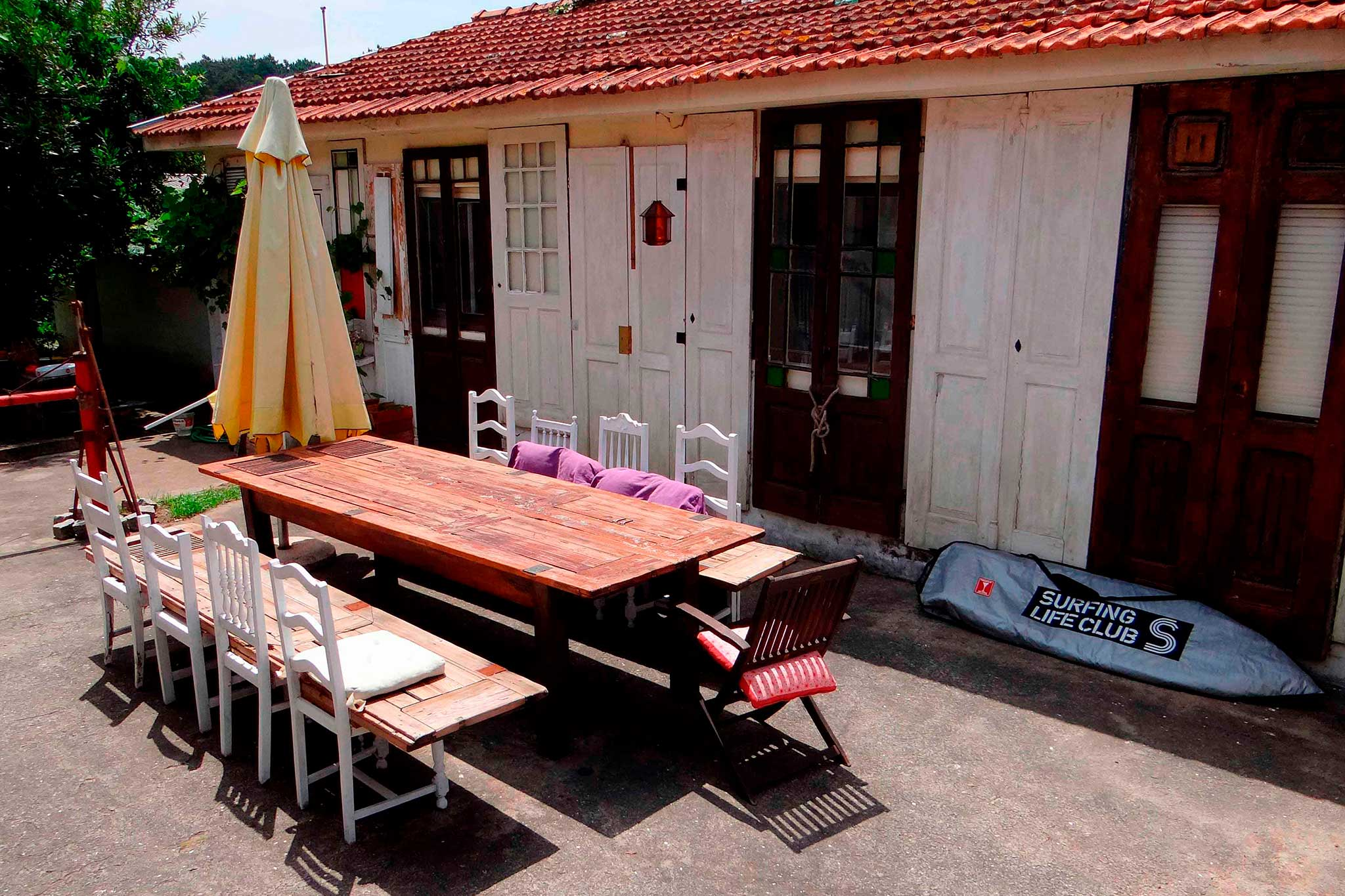 Maceda Surf Hostel