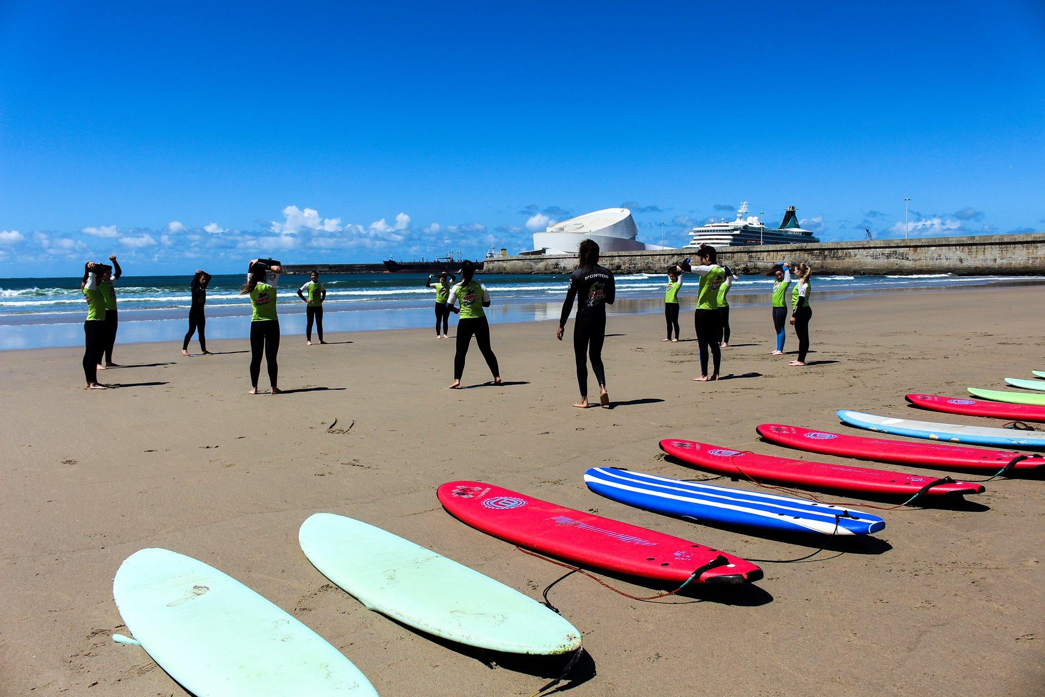 Porto Accommodation | Surf Lessons