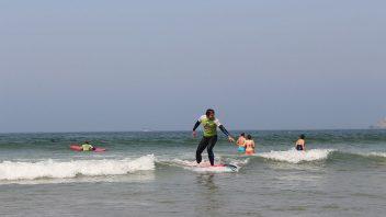 Surf in Porto